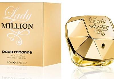 عطر زنانه پاکو رابانه – لیدی میلیون (Paco Rabanne- Lady Million)