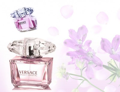 عطر زنانه ورساچه – برایت کریستال(Versace- Bright Crystal)