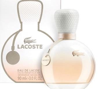عطر زنانه لاگوست – لاگوست سفید (Lacoste- EAU DE LACOSTE)
