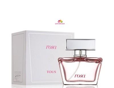 عطر و ادکلن زنانه رزا  برند توس  (  TOUS   -  ROSA  )