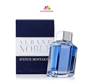 عطر و ادکلن مردانه اونیو مونتین برند آلبان نوبل  (  ALBANE NOBLE  -  AVENUE MONTAIGNE     )