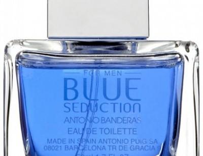 عطر مردانه آنتونیو باندراس - بلو سداکشن  ( Antonio Banderas - Blue Seduction For Men)