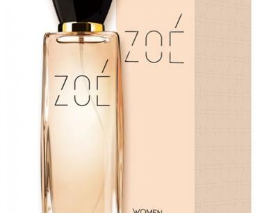 عطر و ادکلن زنانه زو برند ویتوریو بلوچی  (  VITTORIO BELLUCCI   -  ZOE  )