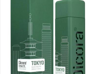 عطر و ادکلن مردانه توکیو برند دیکورا اربن فیت  (  DICORA URBAN FIT   -  TOKYO  )