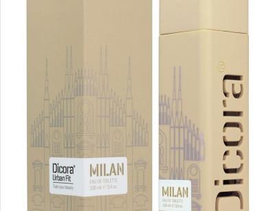 عطر و ادکلن زنانه میلان برند دیکورا اربن فیت  (  DICORA URBAN FIT   -  MILAN  )
