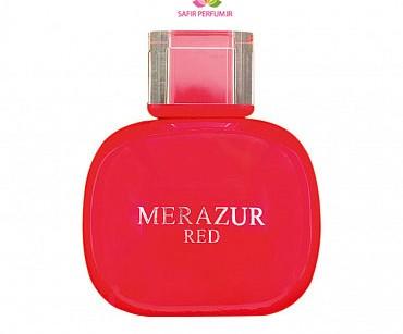 عطر و ادکلن زنانه مرازور رد برند پرستیژس پارفومز  (  PRESTIGIOUS PARFUMS  -  MERAZUR RED  )