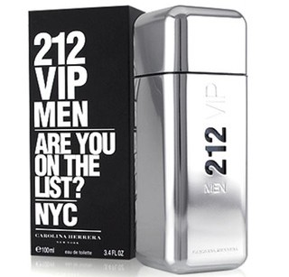 عطر مردانه وی آی پی من برند کارولینا هررا  ( Carolina Herrera -  Vip Men )