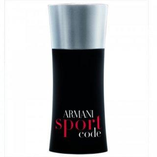 عطر مردانه جیورجیو آرمانی –آرمانی کد اسپرت  (Giorgio Armani - Armani Code Sport)