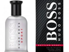 عطر مردانه هوگو باس – باتل اسپرت   (Hugo Boss - Bottle Sport)