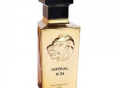 عطر و ادکلن مردانه و زنانه ایمپریال 24 برند جی پارلیس  (  GEPARLYS -  IMPERIAL N24    )