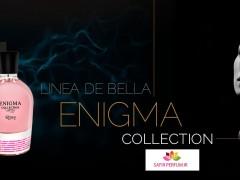 عطر و ادکلن زنانه انیگما ریتزی برند لینیه د بلا  (  LINEA DE BELLA  -  ENIGMA RITZY   )