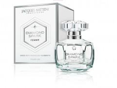 عطر و ادکلن زنانه دایموند اسپارک برند جکز باتینی  (  JACQUES BATTINI  -  DIAMOND SPARK   )