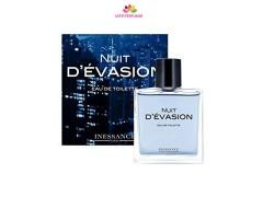 عطر و ادکلن مردانه نوییت اویژن برند اینسنس  (  INESSANCE  -  NUIT D EVASION   )