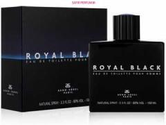 عطر و ادکلن مردانه رویال بلک برند آرنو سورل  (  ARNO SOREL  -  ROYAL BLACK   )