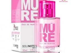 عطر و ادکلن زنانه و مردانه میور برند سولی نوتز  (  SOLINOTES  -  MURE   )