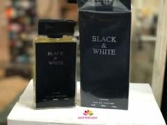 عطر و ادکلن مردانه بلک اند وایت برند سن پیرو  (  SAINT PIERO  -  BLACK & WHITE   )
