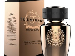 عطر و ادکلن مردانه برنز گلوری برند ترایامفنت   (  TRIUMPHANT  -  BRONZE GLORY    )