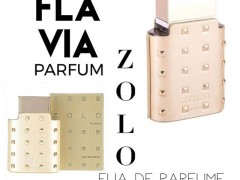عطر و ادکلن زنانه زولو برند فلاویا  (  FLAVIA  -  ZOLO WOMEN    )