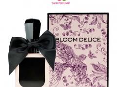 عطر و ادکلن زنانه بلوم دلیس برند جی پارلیس (  GEPARLYS  -   BLOOM DELICE   )