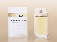 عطر مردانه پاریس بلو –  آفیسر گلد ( paris bleu - officer gold)