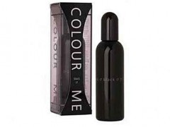 عطر و ادکلن مردانه کالر می بلک برند میلتون لوید  (   MILTON LLOYD   -  COLOUR ME BLACK     )