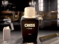 عطر مردانه  چس کلاب  برند ایو د سیستل  ( yves de sistelle  - chess club )