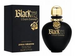 عطر زنانه  بلک ایکس اس اکستریم  برند پاکو رابان  ( Paco Rabanne   - Black XS LExces Extreme Eau De Parfum  )