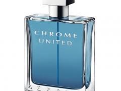 عطر مردانه  کروم یونایتد  برند آزارو  ( azzaro   - Chrome United  )