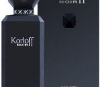 عطر مردانه  کرلف نویر  برند کرلف  ( KORLOFF -  Korloff Noir  )