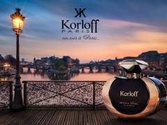 عطر زنانه  اون سوآ پاریس  برند کرلف  ( KORLOFF -  UN SOIR A PARIS FOR WOMEN EDP  )