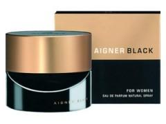 عطر زنانه  بلک  برند ایگنر  (  Aigner -  Black for women  )