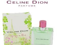عطر زنانه اسپرینگ این پاریس  برند سلن دیون  (  celine dion -  Spring in Paris  )
