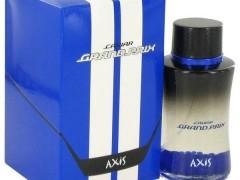 عطر مردانه کویر گرند پریکس بلو  برند آکسیس  (  Axis -  Caviar Grand Prix Blue )
