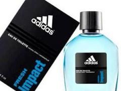عطر مردانه فرش ایمپکت  برند آدیداس  (  Adidas -  Fresh Impact  )