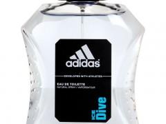 عطر مردانه آیس دایو  برند آدیداس  (  Adidas -  Ice Dive  )