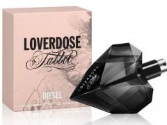 عطر زنانه لاور دوز تتو برند دیزل  (  Diesel -  Loverdose Tattoo  )