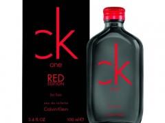 عطر مردانه وان رد ادیشن سی کی  برند کالوین کلین  ( Calvin Klein -  CK One Red Edition for Him  )