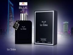 عطر و ادکلن مردانه بلو برند لا استی  ( LA STEE  -  BLUE      )