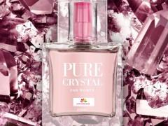 عطر زنانه پیور کریستال برند جی پارلیس  ( Geparlys  -  pure crystal )