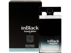 عطر مردانه  این بلک  برند فرانک اولیویر   ( Franck Olivier  - In Black for Men  )