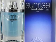 عطر مردانه  سان رایز برند فرانک اولیویر   ( Franck Olivier  - sunrise men  )