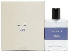 عطر و ادکلن مردانه نو نایت برند زارا  (  ZARA   -  NO NIGHT    )