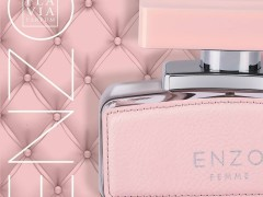 عطر زنانه انزو  برند استرلینگ   (  STERLING  -  ENZO POUR FEMME    )