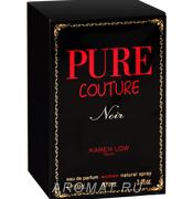عطر  زنانه پیور کاتر نویر  برند جی پارلیس  ( Geparlys  -    Pure Couture Noir  )