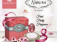 عطر و ادکلن زنانه رامونا برند مریاژ (  MARYAJ   -  RAMONA   )