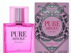 عطر زنانه پیور ابسولو  برند جی پارلیس  ( Geparlys  -  pure absolu )