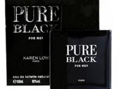 عطر مردانه پیور بلک برند جی پارلیس  ( Geparlys  -  pure black )