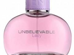 عطر زنانه آنبیلیویبل لیدی برند جیپارلیس  ( geparlys  -  unbelievable lady )