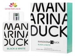 عطر و ادکلن مردانه بلک اند وایت برند ماندارینا داک  (  MANDARINA DUCK  -  BLACK & WHITE   )