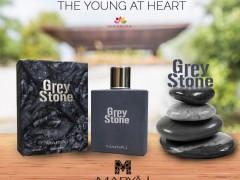 عطر و ادکلن مردانه گری استون برند مریاژ (  MARYAJ   -  GREY STONE   )